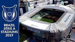 استادیومهای لیگ سری آ برزیل
