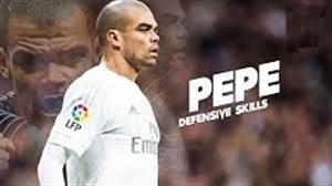 بمناسبت تولد پپه بازیکن جنجالی سابق رئال مادرید