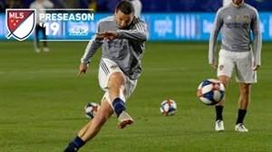 برترین گلهای بازیهای پیشفصل لیگ MLS