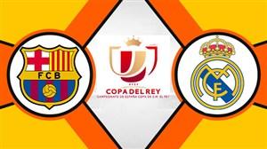 خلاصه بازی رئالمادرید 0 - بارسلونا 3 (گزارش اختصاصی)