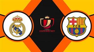 خلاصه بازی رئالمادرید 0 - بارسلونا 3