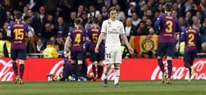 حواشی پیروزی بارسایی ها برابر رئال مادرید در نیمه نهایی