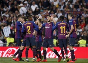 رئال 0-3 بارسلونا؛ صعود به فینال در بهشت برنابئو
