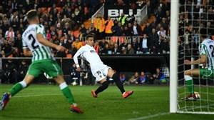 والنسیا، حریف بارسلونا در فینال کوپا دل ری