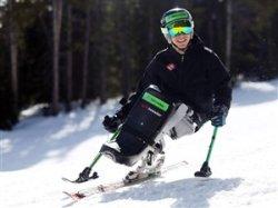 اندرو کورکا، نماد امید در رشته اسکی پاراالمپیک