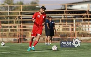 نمایش 90 دقیقهای سلیمی در ترکیب تیم ملی