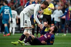 نظر مورینیو درباره شکست رئال مادرید در الکلاسیکو
