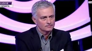 مورینیو: خوشحالم که نام من را برای رئال مادرید بردهاند!