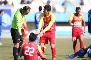 لیگیک/ دو امتیاز از دست رفته و اعتراض حسینی