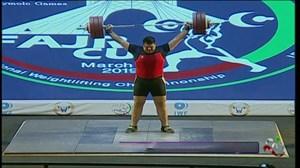 حرکات یک ضرب علی داوودی (مدال طلا انتخابی المپیک2020توکیو)