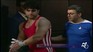 حرکات یک ضرب علیرضا سلیمانی(مدال نقره انتخابی المپیک2020توکیو)