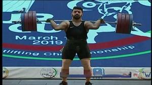 حرکات دوضرب علی هاشمی(مدال طلا انتخابی المپیک2020توکیو)