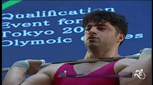 حرکات دوضرب علیرضا سلیمانی(مدال نقره انتخابی المپیک2020توکیو)
