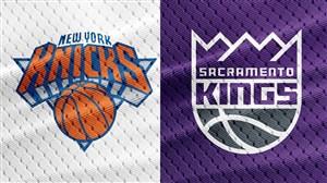 خلاصه بسکتبال ساکرامنتو - نیویورک نیکز