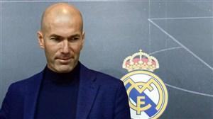 زین الدین زیدان به رئال مادرید برگشت