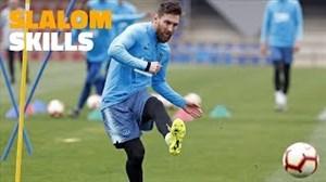 تمرین امروز تیم بارسلونا (15-12-97)