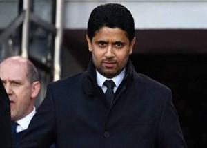 راک1: ناصر الخلیفی در جلسه با بارسلونا حاضر شد