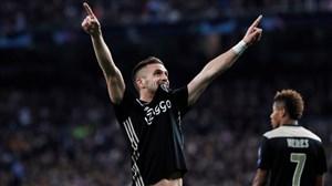 دوسن تادیچ،برترین بازیکن هفته لیگ قهرمانان اروپا