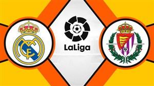 خلاصه بازی وایادولید 1 - رئال مادرید 4 (دبل بنزما)
