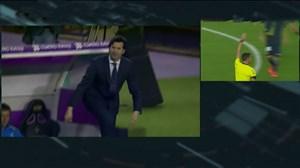 مردود اعلام شدن دو گل وایادولید به رئال مادرید در کمتر از 5 دقیقه