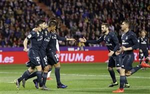 وایادولید 1-4 رئال مادرید: بازگشت به آرامش