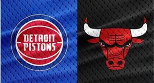 خلاصهبسکتبال دیترویتپیستونز - شیکاگو