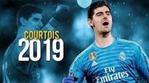 برترین سیوهای کورتوآ در رئال مادرید