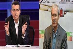 مناظره فردوسی پور و نصیرزاده درباره مالکان دو تیمه لیگ