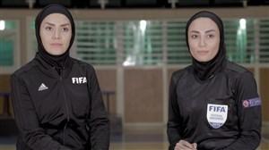 از درخشش در رقابت های جهانی تا قضاوت در فینال آسیا