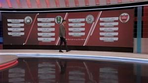 مقایسه فشردگی بازی های نمایندگان ایران و دیگر باشگاه های آسیایی