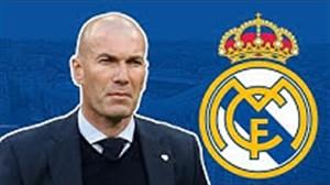 کلیپ باشگاه رئال مادرید برای بازگشت زین الدین زیدان