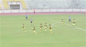 گل میلاد زنیدپور در تیم یو کی ام در لیگ اندونزی