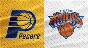 خلاصه بسکتبال نیویورک نیکس - ایندیانا پیسرز