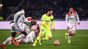 بارسلونا- لیون؛ هراس از غافلگیری دوباره!