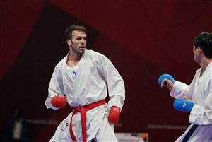 تایید ۴ سهمیه ایران توسط فدراسیون جهانی کاراته