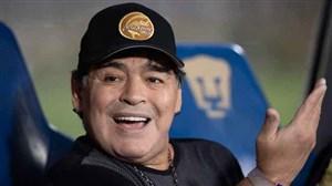 مارادونا: رونالدو حالا یک جادوگر است