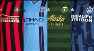 لباس رسمی تیمهای لیگ MLS آمریکا در فصل 20-2019