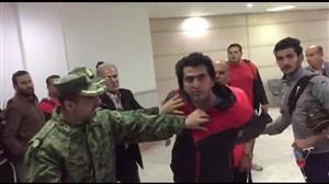 درگیری لیدرهای سپیدرود رشت با محمد غلامی