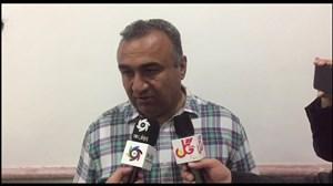 صحبت های نادر دست نشان بعد از بازی با پرسپولیس