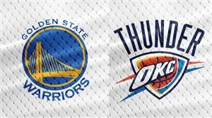 خلاصه بسکتبال اوکلاهاما تاندرز - گلدن استیت