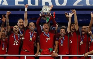 گل های یورو 2016 در روزهای تاریخی فیفادی