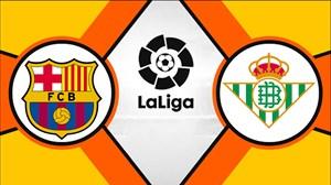 خلاصه بازی بتیس 1 - بارسلونا 4 (گزارش اختصاصی)