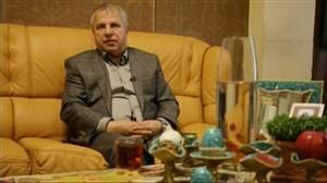 خاطره بازی نوروزی با علی پروین