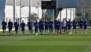 بازگشت ستارگان تیم ملی آرژانتین به تمرینات (28-12-97)