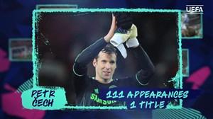 پیتر چک ؛ ستاره ای با 111 بازی در لیگ قهرمانان اروپا