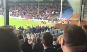 افزایش خشونت در استادیوم های انگلیس