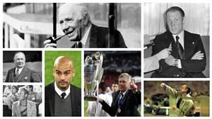 برترین مربیان باشگاهی تاریخ از نگاه فرانس فوتبال