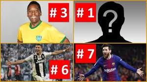 10 گلزن برتر تاریخ فوتبال جهان