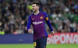 ژاوی: مسی بهترین بازیکن تاریخ است