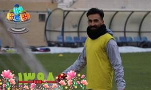 مصاحبه نوروزی اختصاصی ورزش سه با سید احمد موسوی